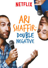 Ari Shaffir: Double Negative