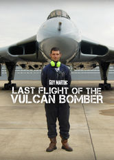 Guy Martin: Last Flight of the Vulcan Bomber Netflix ES (España)